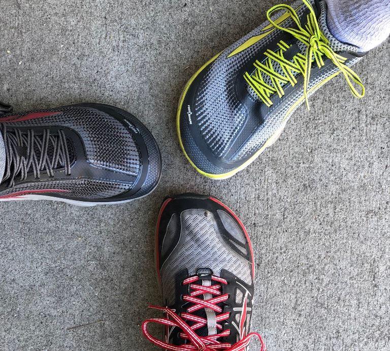 Altra Shoes Donation